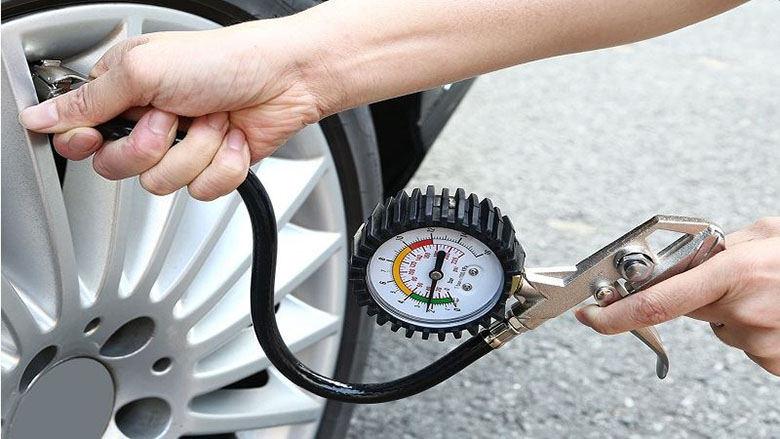 راهنمای تنظیم باد لاستیک خودرو در زمستان و تابستان